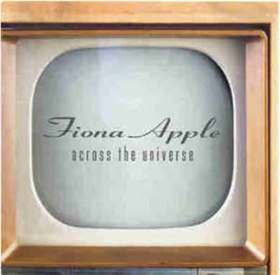 FIONA APPLE - ACROSS THE UNIVERSE (CD PROMO) SAMPCS6160