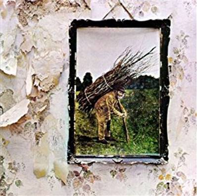 LED ZEPPELIN - LED ZEPPELIN IV (ALBUM 1971)