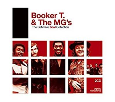 BOOKER T AND THE MG S - THE DEFINITIVE SOUL COLLECTION