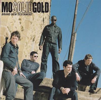 CD MO SOLID GOLD (2001) - IMPORT - BRAND NEW TESTAMENT