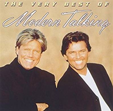 MODERN TALKING - THE VERY BEST OF (COMPILATION 2001)