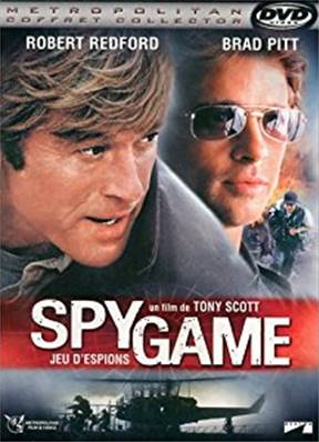 SPY GAME (EDITION PRESTIGE)
