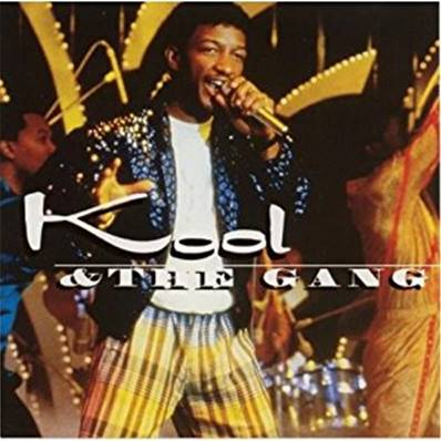 *CD.* KOOL & THE GANG - GREATEST HITS LIVE