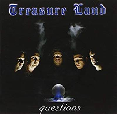 TREASURE LAND - QUESTIONS (ALBUM 1997) (METAL PROGRESSIF)