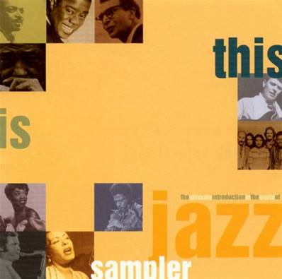 THIS IS JAZZ - THIS IS JAZZ SAMPLER
