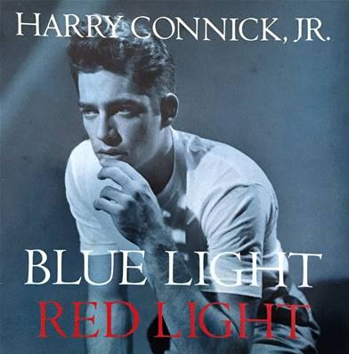 HARRY CONNICK JR. - BLUE LIGHT RED LIGHT 1991 (VINYL SINGLE 7')
