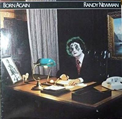 *VINYLE-33T.* RANDY NEWMAN - BORN AGAIN (ALBUM 1979)