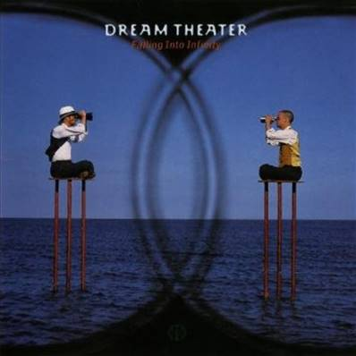 DREAM THEATER - FALLING INTO INFINITY (ALBUM 1997) (METAL PROGRESSIF)