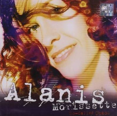 *CD.* ALANIS MORISSETTE - SO CALLED CHAOS (ROCK)