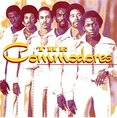 THE COMMODORES - COMMODORES -UK IMPORT