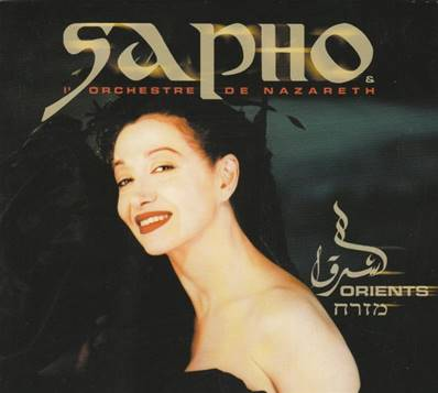 CD SAPHO - ORIENTS