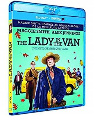 *Blu-Ray.* THE LADY IN THE VAN