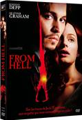FROM HELL (2001) (HORREUR) (AVEC JOHNNY DEPP)