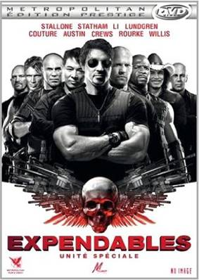*DVD* EXPENDABLES - UNITE SPECIALE