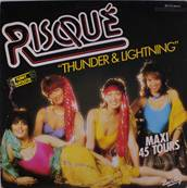 RISQUE - THUNDER AND LIGHTNING (1982) (6:23)