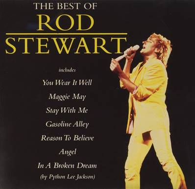 ROD STEWART - THE BEST OF...