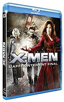 *Blu-Ray* X-MEN L AFFRONTEMENT FINAL -BLU-RAY-