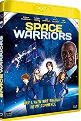 *Blu-Ray* SPACE WARRIORS (2013) (SCIENCE-FICTION) (DE SEAN MCNAMARA)