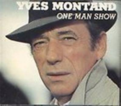 *CD* YVES MONTAND - ONE MAN SHOW (VOL1 ET VOL.2)