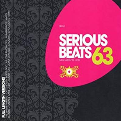 *CD.* SERIOUS BEAT 63 (IMPORT USA) (ELECTRO)