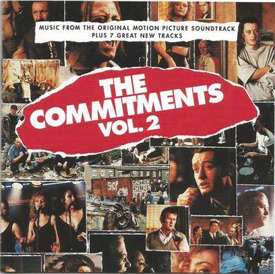 THE COMMITMENTS VOL.2 (MUSIC FROM THE ORIGINAL MOTION SOUNDTRACK)