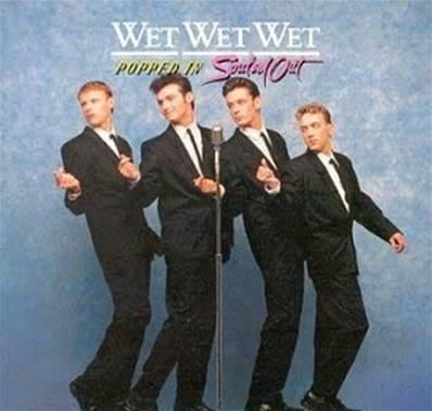 *CD.* WET WET WET - POPPED IN SOULED OUT (ALBUM 1987)