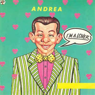 ANDREA - I AM A LOVER