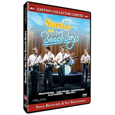 THE BEACH BOYS - SURFIN' ON (EDITION COLLECTOR LIMITEE)