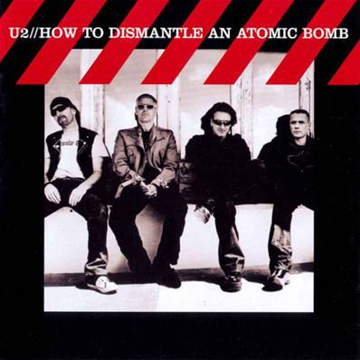 *CD.* U2 - HOW TO DISMANTLE AN ATOMIC BOMB (INCLUS 1 DVD)