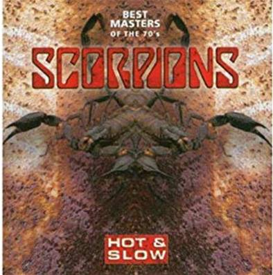 *CD.* SCORPIONS - HOT & SLOW (BEST MASTERS OF THE 70'S)