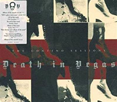 *CD.* DEATH IN VEGAS - THE CONTINO SESSIONS (ALBUM 1999) (ROCK INDE)