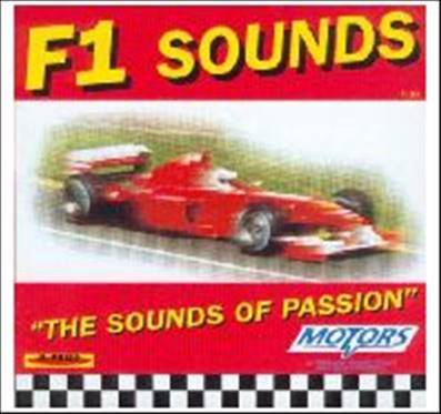 F1 SOUNDS - THE SOUNDS OF PASSION