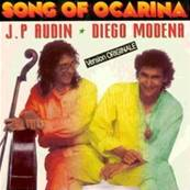 JEAN-PHILIPPE AUDIN AND DIEGO MODENA - SONG OF OCARINA (1991)