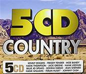 5 CD COUNTRY