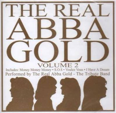 REAL ABBA GOLD - REAL ABBA GOLD V0LUME 2